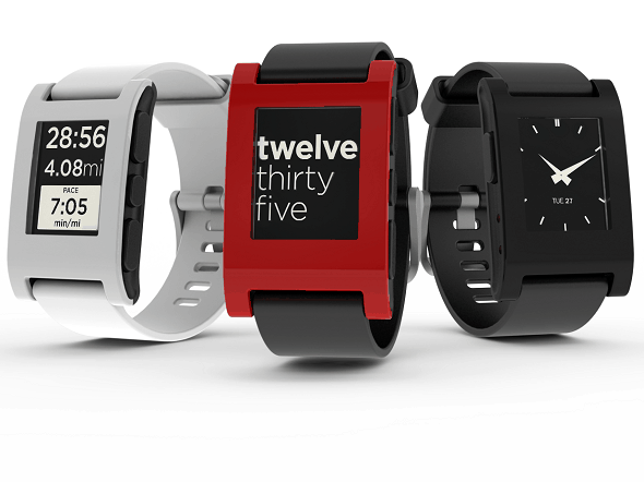 Pebble launches a new smartwatch with color-display and new timeline interface