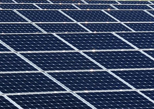 World's largest solar plant opens outside desert center in Riverside County