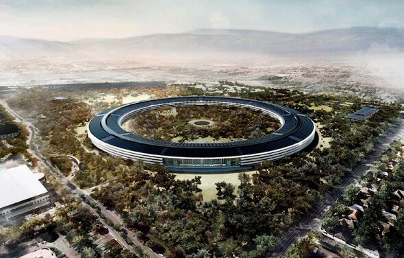 (Image: Apple Campus)