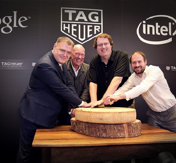 Google, Intel, TAG Heuer to collaborate on luxury smartwatch