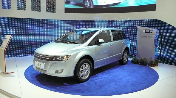Uber teams up with China's BYD for electric car testing