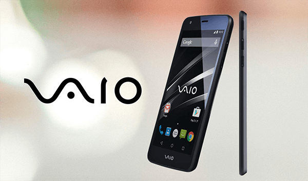 VAIO's First Ever Android Smartphone Launched In Japan