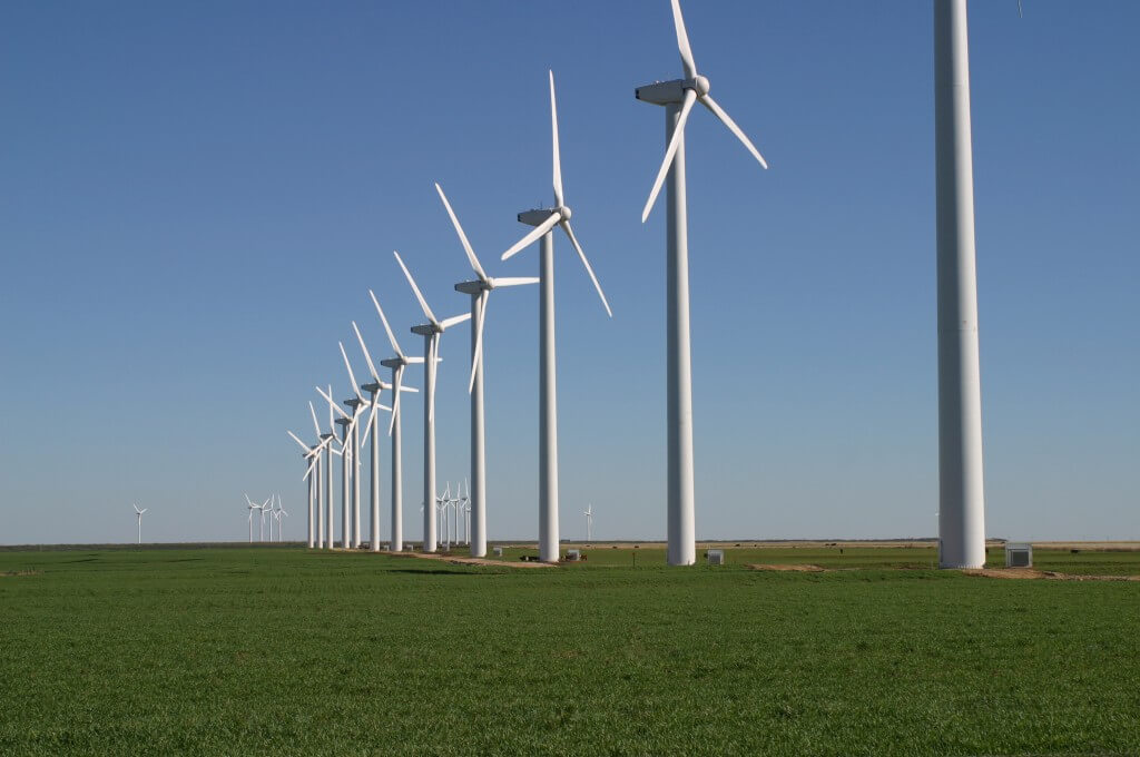 Wind could supply 35 percent of the U.S. electricity by 2050