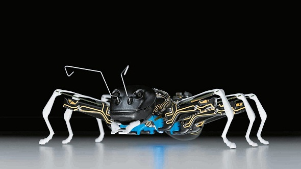 3D printed Bionic ants could replace tomorrow's factory workers