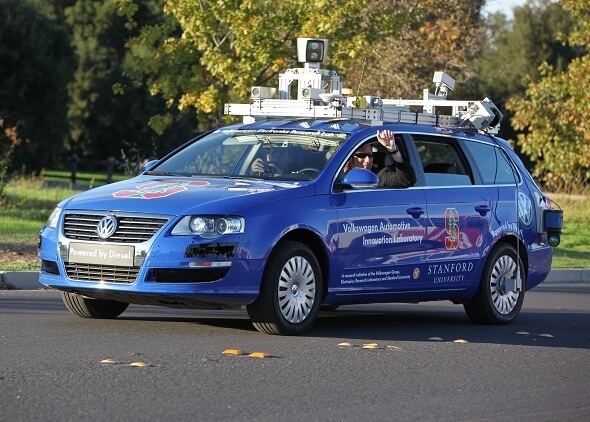 Autonomous Car Successfully Completes 3,400-Mile Cross-Country Trip in 9 Days