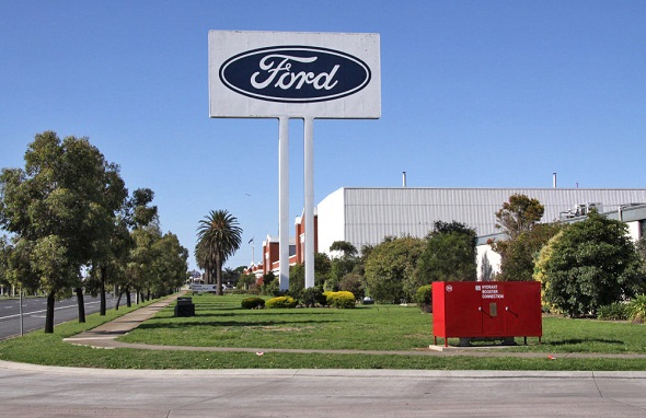 Ford to lay off 700 workers at Michigan plant due to a slump in car sales