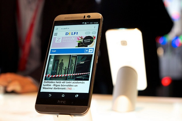 The all-new HTC One M9 is powered by a 64-bit octa-core Qualcomm Snapdragon 810 chipset and an 8-core processor.