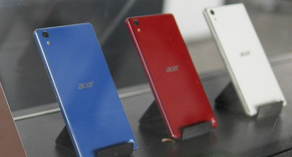 Acer reveals Liquid X2 with 4000mAh battery and three SIM card slots