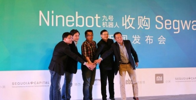 Segway acquired by Ninebot, Xiaomi-backed Chinese start-up