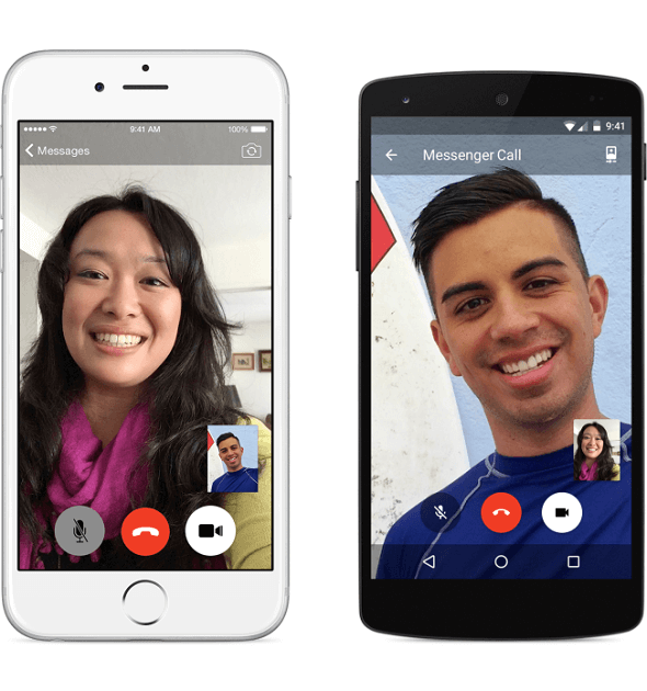 Facebook adds free video calling feature on Messenger app