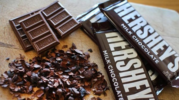 Hershey plans to further drive into in Snacks Business