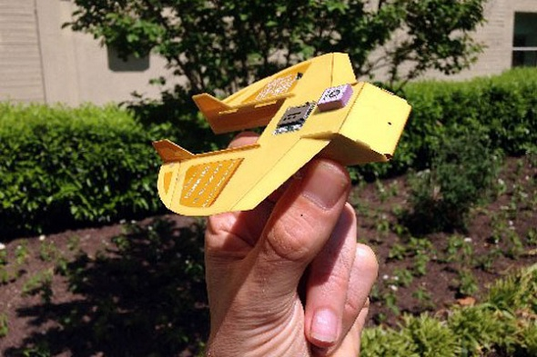 Cicada Mini Drones Developed by American Military – Useful in Civil Missions and Eavesdropping