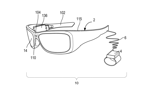Microsoft Corporation awarded patent for glasses that detect wearer's emotions