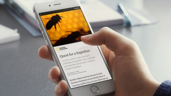 Facebook Inc. Unveils Instant Articles With 9 News Launchers