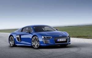 Dreaming to be Iron Man! Here's Audi R8 e-tron, the all-electric and driverless supercar of the future