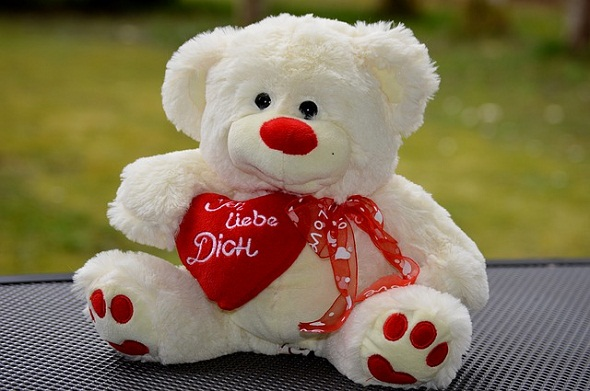 Google to Patent Teddy Bear that can turn into a Remote Control