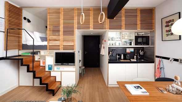 "Amsterdam-based startup, Zoku introduces a new hotel concept that provides ""global nomads"""