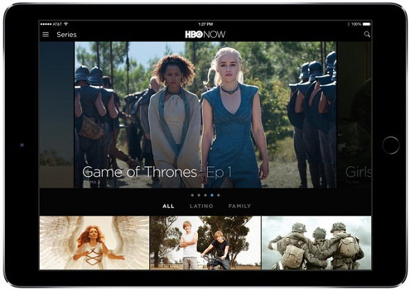 HBO NOW Earns More from its New Standalone Streaming Service