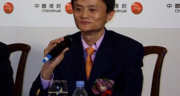 Alibaba's Jack Ma refers Internet as 'Treasure Island'