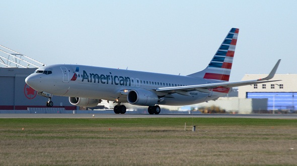 American Airlines CEO grosses $2.37 million in stock sale