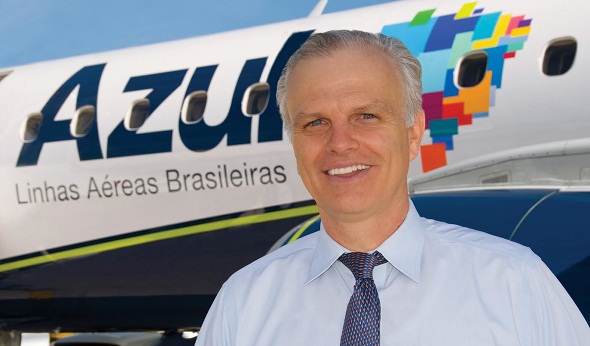 United Continental announces to vest $100 million in Brazil's Azul