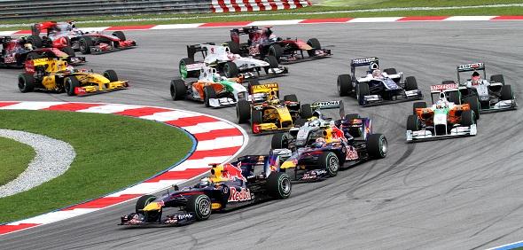 Formula one technolgy