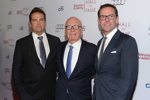 Murdoch Brothers will take charge of 21st Century Fox by next month