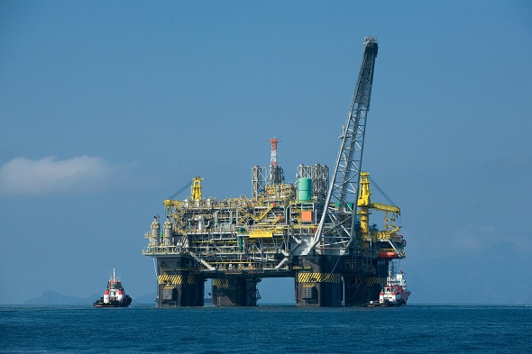The U.S. Oil and Natural Gas Rig