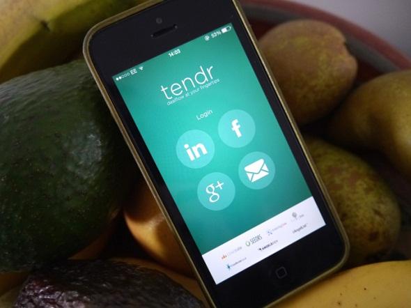 Tendr app