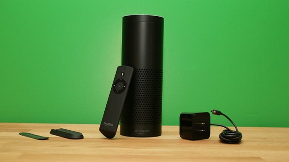 Amazon Echo's Alexa, a voice-powered device for the home computing