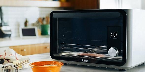 June's Smart Oven