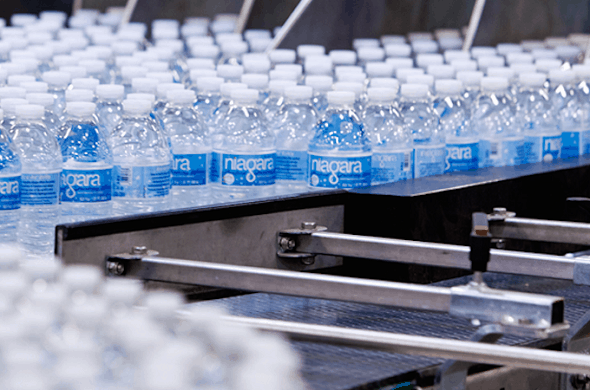 Niagara Bottling recalls 14 bottled water brands after detecting E. coli