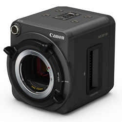 Canon's new multi-purpose camera can see in near-total darkness