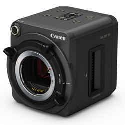 Canon's new multi-purpose camera can see in near-total darkness