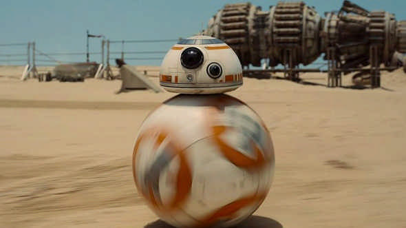 Finally, Sphero Gets Disney's BB-8 Droid Toy Making Proposal