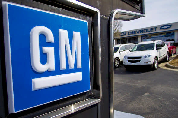 General Motors to increase production of their large SUVs and pickup trucks