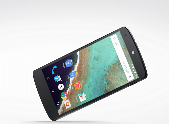 Google's Upcoming Nexus 5 2015 Image Leaked Online
