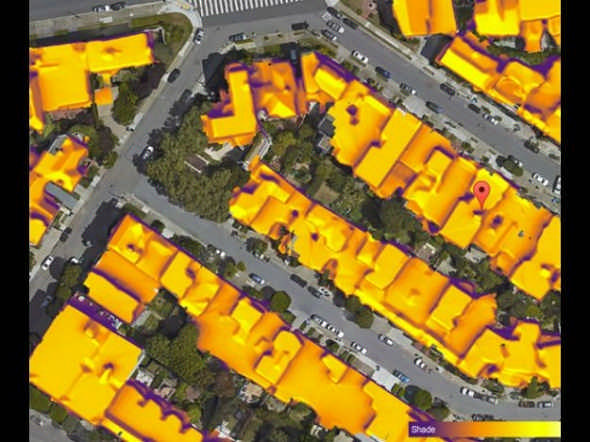 Google's Project Sunroof Estimates Savings from Solar Power