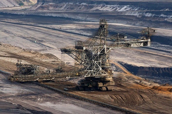 Another big setback for the coal industry; Alpha Natural Resources files for bankruptcy protection