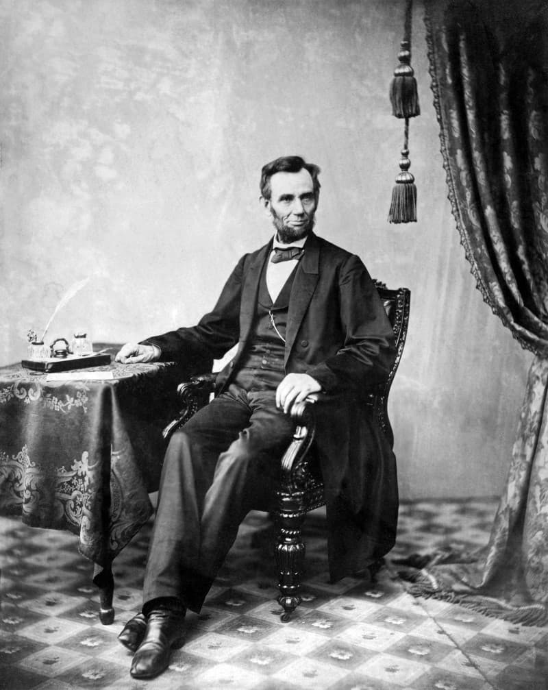Abraham Lincoln, one of the most influential leaders of all time