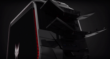 "Acer Predator 6, Ultimate ""Predator Projector"" Smartphone for Gamers!"