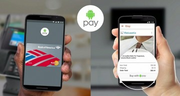 Google Launches Android Pay, Its Mobile Payments Service in the US