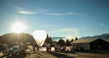 Google's Project Loon to Deliver Internet in Indonesia