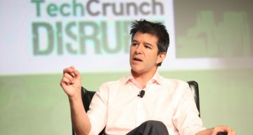Uber CEO Travis Kalanick talks about IPO and China at WSJD LIVE