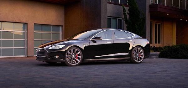 electric Model S Sedan (Image graph:teslamotors.com)