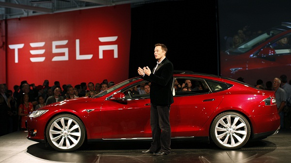 Tesla CEO, Elon Musk