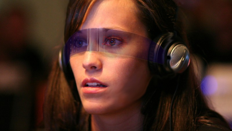 Holo lens