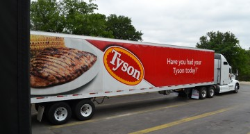 Tyson Foods Inc to discontinue operations at two plants, 880 jobs impacted
