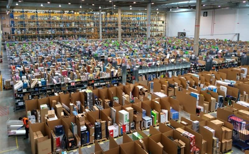Amazon air deliveries