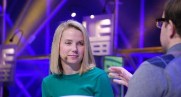 Yahoo Chief Executive Marissa Mayer to consider a potential sale of her core internet business
